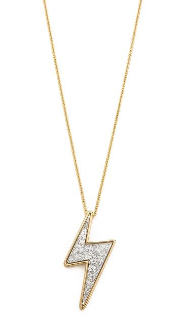 Marc by Marc Jacobs Debbie's Bolt Pendant Necklace