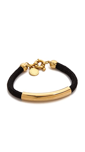 Marc by Marc Jacobs Slider Tube Bracelet