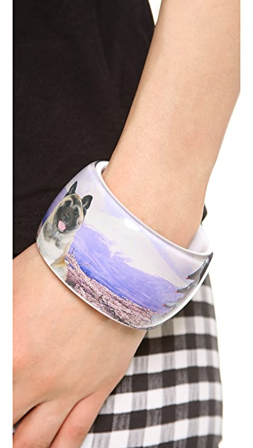 Marc by Marc Jacobs Akemi in Japan Bangle Bracelet