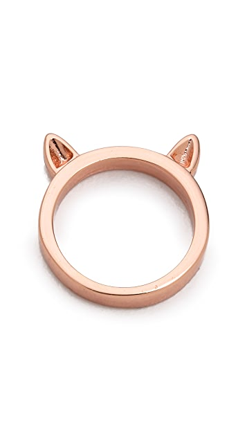 Marc by Marc Jacobs Cat Ears Ring