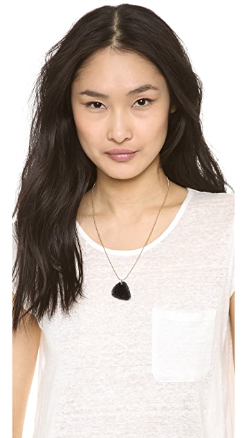 Marc by Marc Jacobs Guitar Pick Necklace