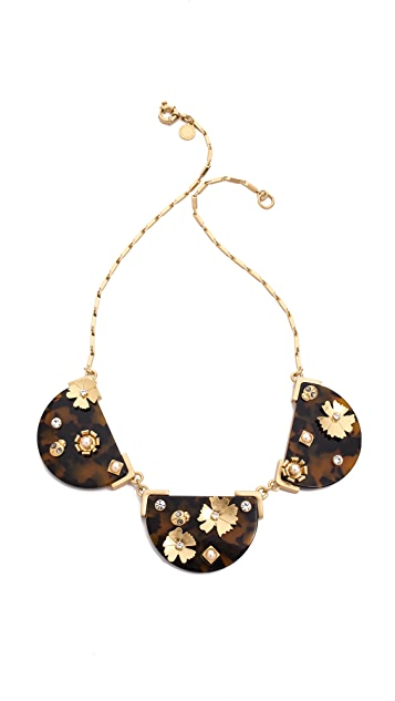 Marc by Marc Jacobs Stuck On You Bib Necklace