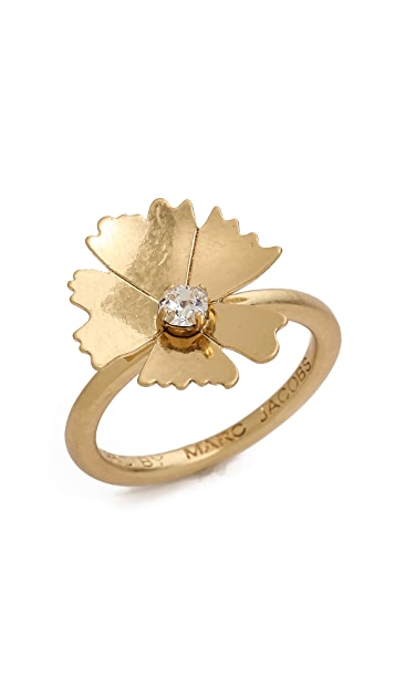 Marc by Marc Jacobs Mini Pinwheel Ring