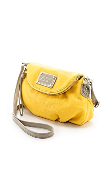 Marc by Marc Jacobs Classic Q Colorblocked Mini Natasha Bag