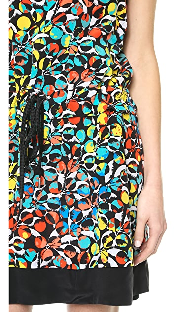 Marc by Marc Jacobs Jungle Scoop Neck Dress