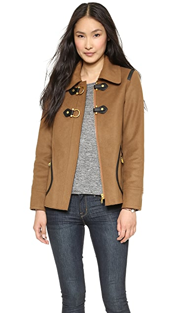 Marc by Marc Jacobs Francoise Coat