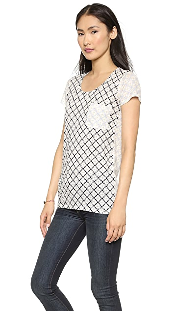 Marc by Marc Jacobs Charlene Print Tee