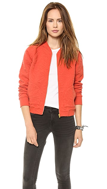 Marc by Marc Jacobs Willier Quilted Knit Jacket