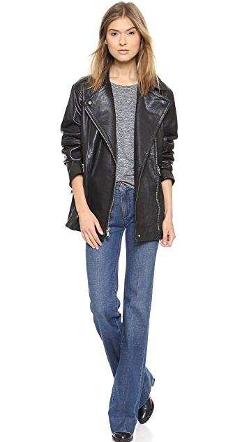 Marc by Marc Jacobs San Francisco Crease Jeans