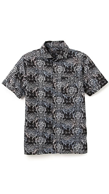 Marc by Marc Jacobs Rex Snake Shirt