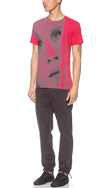Marc by Marc Jacobs Dylan Face T-Shirt