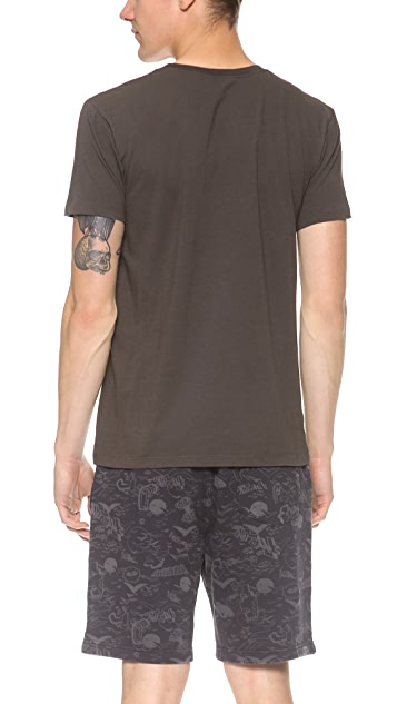 Marc by Marc Jacobs 3 Snake T-Shirt