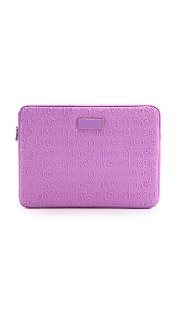 Marc by Marc Jacobs Adults Suck Computer Case