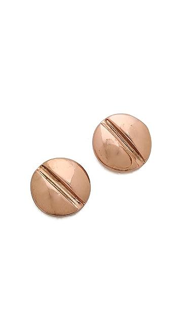 Marc by Marc Jacobs Screw Stud Earrings