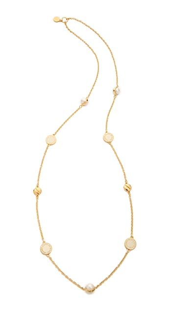 Marc by Marc Jacobs Long Medley Necklace