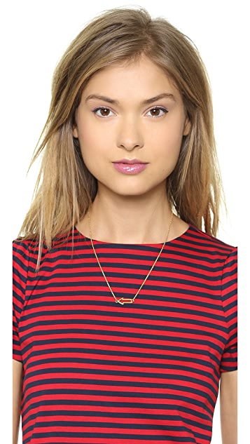 Marc by Marc Jacobs Arrow Necklace