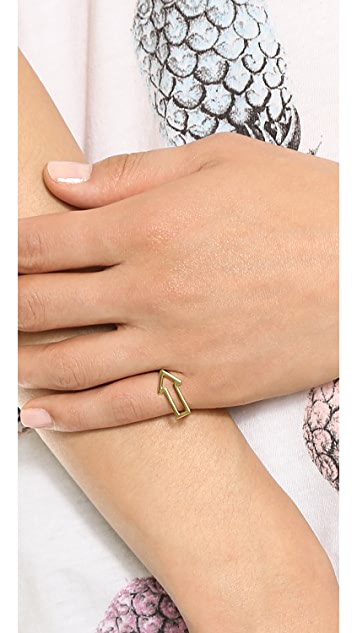 Marc by Marc Jacobs Arrow Ring