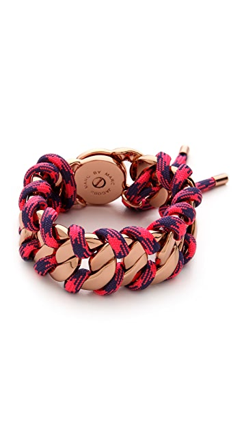 Marc by Marc Jacobs Corded Katie Bracelet