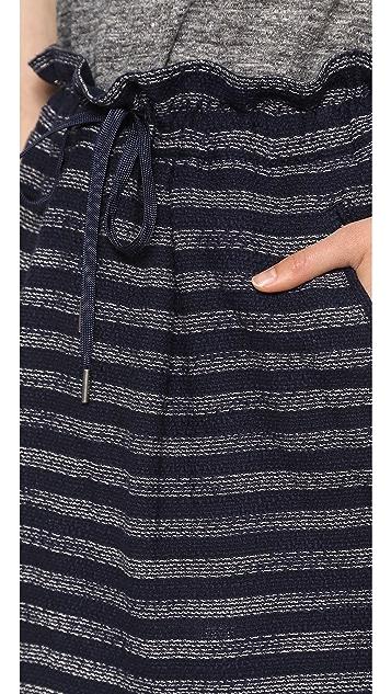 Marc by Marc Jacobs Dalea Tweed Skirt