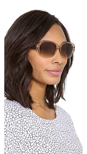 Marc by Marc Jacobs Special Fit Shaded Sunglasses