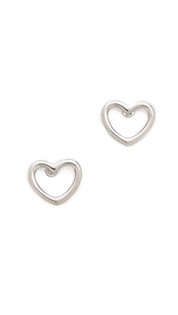 3c00d7069 Marc by Marc Jacobs Love Stud Earrings | SHOPBOP