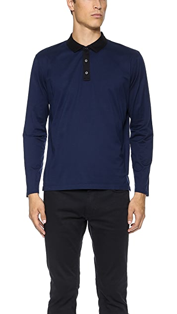 Marc by Marc Jacobs Arnie Jersey Polo