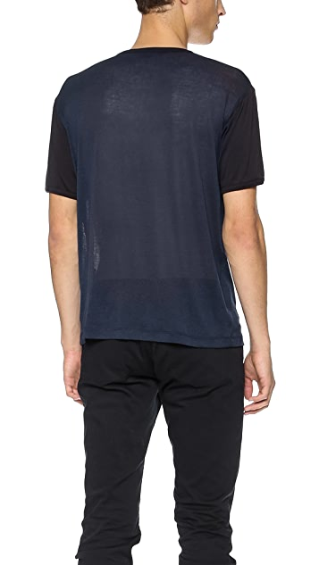 Marc by Marc Jacobs Colorblocked T-Shirt