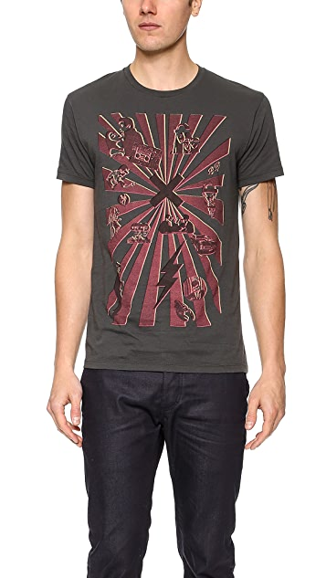 Marc by Marc Jacobs X T-Shirt