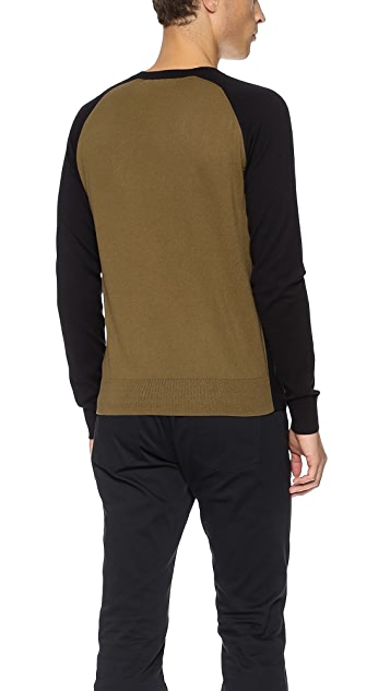 Marc by Marc Jacobs Silk Pullover