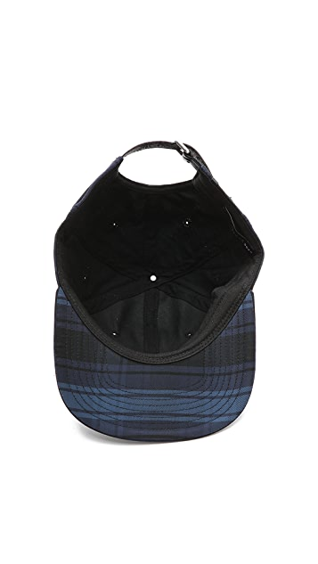 Marc by Marc Jacobs Renton Plaid Hat