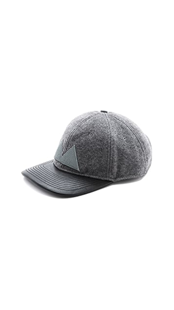 Marc by Marc Jacobs Embroidered M Logo Hat