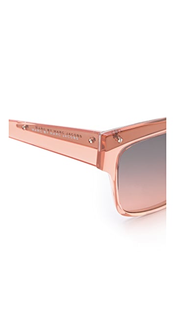Marc by Marc Jacobs Sharp Square Sunglasses