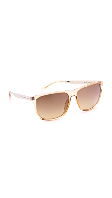 Marc by Marc Jacobs Flat Top Sunglasses