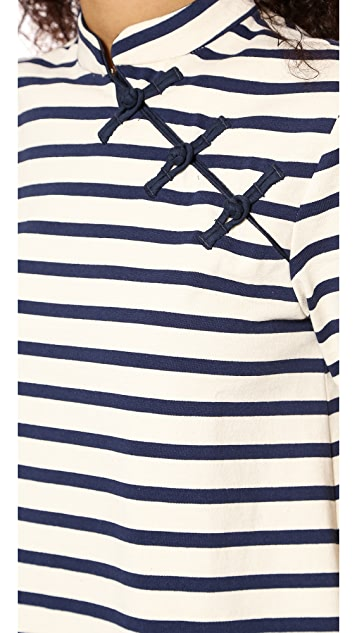 Marc by Marc Jacobs Jacquelyn Stripe Dress