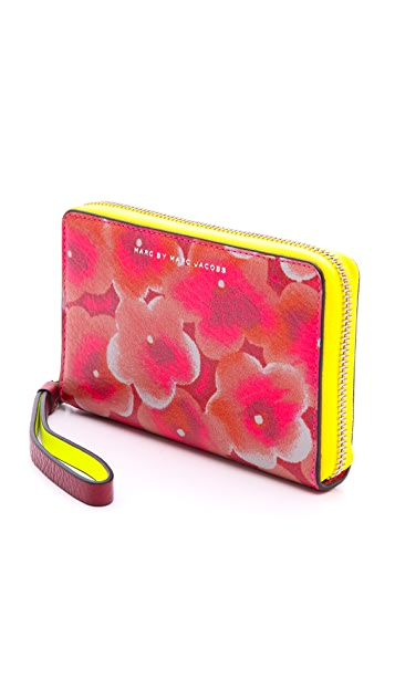 Marc by Marc Jacobs Sophisticato Aki Floral Wingman