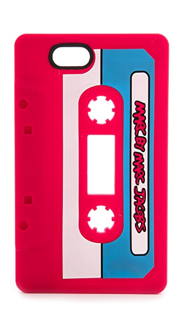 Marc by Marc Jacobs Mix Tape iPhone 5 / 5S Case