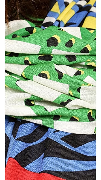 Marc by Marc Jacobs Grrl Scarf