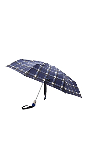 Marc by Marc Jacobs Toto Plaid Paddington Umbrella