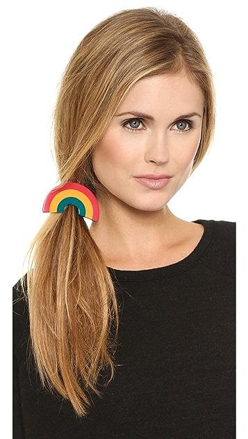 Marc by Marc Jacobs Rainbow Pony Hair Tie