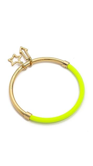 Marc by Marc Jacobs Shoot Star Hula Hoop Bangle Bracelet