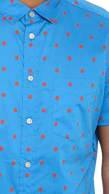 Marc by Marc Jacobs Little Flower Shirt