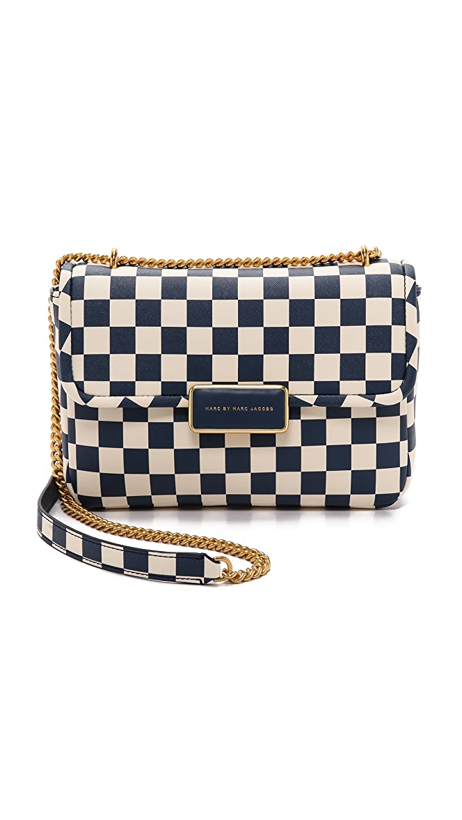 a701db4ba160 Marc by Marc Jacobs Checkered Rebel 24 Bag