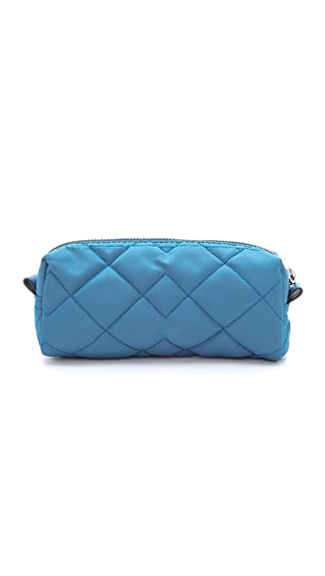 Marc by Marc Jacobs Crosby Quilt Narrow Cosmetic Case
