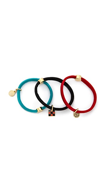 Marc by Marc Jacobs Space Academy Hair Tie Set