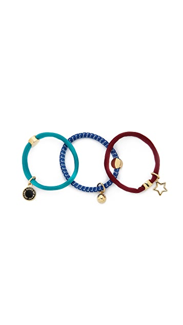 Marc by Marc Jacobs New Classic Hair Tie Set