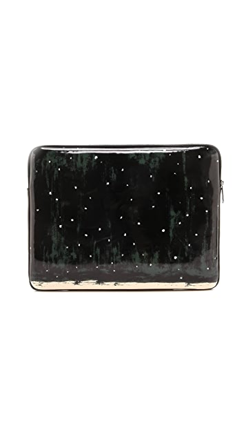 Marc by Marc Jacobs Astronauts Laptop Zip Case
