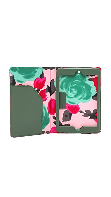 Marc by Marc Jacobs Jerrie Rose Mini Tablet Book