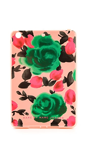 Marc by Marc Jacobs iPad mini Glossy Jerrie Rose Case