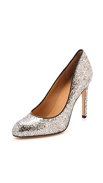Marc by Marc Jacobs Clean Sexy Sequin Pumps