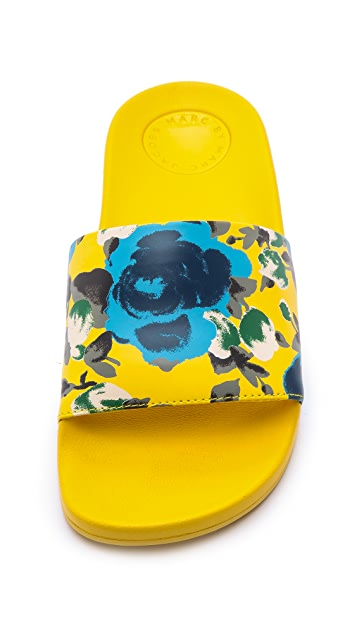 Marc by Marc Jacobs Tech Pool Slides